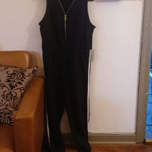 J for Justify jumpsuit